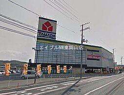 [一戸建] 岡山県岡山市中区米田丁目なし の賃貸【/】の外観