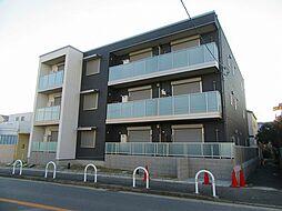 大阪府東大阪市柏田本町の賃貸マンションの外観