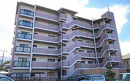 ソレイユ青山[4階]の外観
