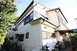 松野アパート[201号室]の外観