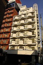 北海道札幌市中央区北一条西22丁目の賃貸マンションの外観