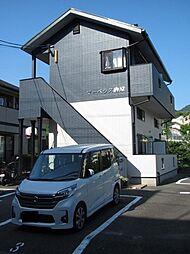 福岡県福岡市東区唐原7-の賃貸アパートの外観