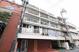 岡山県岡山市北区内山下1丁目の賃貸マンションの外観