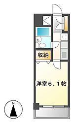 ライオンズマンション光ヶ丘第2[7階]の間取り
