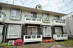 神奈川県横浜市都筑区早渕1丁目の賃貸アパートの外観