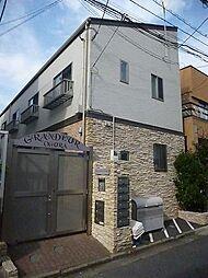 東京都墨田区八広2丁目の賃貸アパートの外観