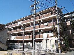 京都府宇治市大久保町上ノ山の賃貸マンションの外観