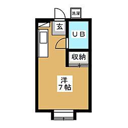 読売ランド前駅 2.5万円