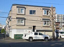札幌市営東西線 菊水駅 徒歩7分の賃貸アパート