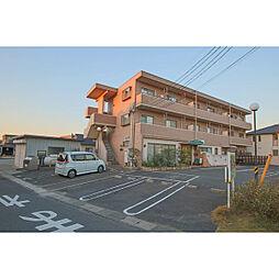 岡山県岡山市東区瀬戸町江尻の賃貸マンションの外観