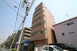 東京都江戸川区上篠崎4丁目の賃貸マンションの外観