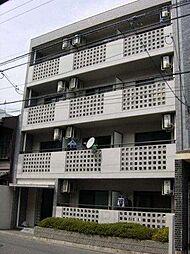 フェイム西ノ京[4階]の外観