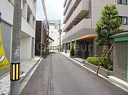 ピュアライズ京橋[4階]の外観