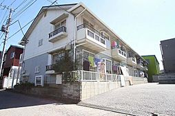 埼玉県川口市東領家3丁目の賃貸アパートの外観