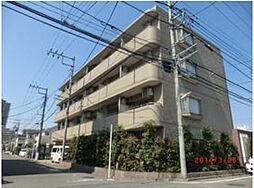 神奈川県藤沢市湘南台5丁目の賃貸マンションの外観