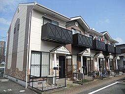 [テラスハウス] 神奈川県厚木市温水西1丁目 の賃貸【/】の外観