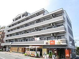 オール電化カーサソラッツオ弐番館[3階]の外観