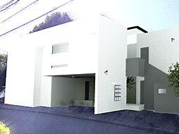 アヴェーシア 玉川学園[1階]の外観