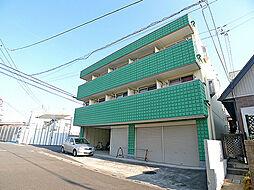 埼玉県越谷市新越谷1丁目の賃貸マンションの外観