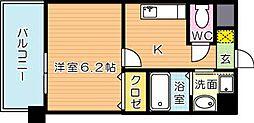 MDIエスポアール桜ヶ丘[4階]の間取り
