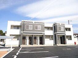 栃木県下都賀郡壬生町本丸2丁目の賃貸アパートの外観