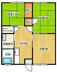 池尻駅 3.3万円