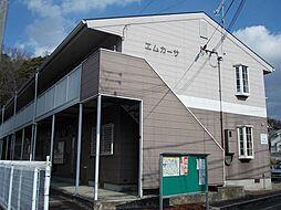 兵庫県姫路市下手野2丁目の賃貸アパートの外観