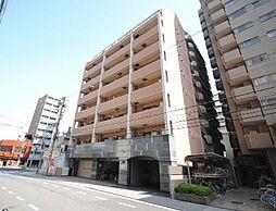 大阪府大阪市北区東天満2丁目の賃貸マンションの外観
