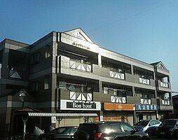 福岡県北九州市八幡西区大字本城の賃貸マンションの外観