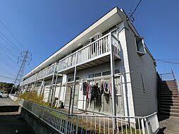 千葉県市原市北国分寺台1丁目の賃貸アパートの外観
