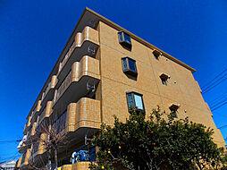 埼玉県さいたま市緑区東浦和9-の賃貸マンションの外観