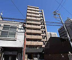 京都府京都市中京区藤本町の賃貸マンションの外観