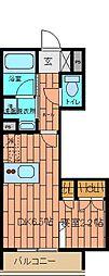 セレAtoZ[1階]の間取り