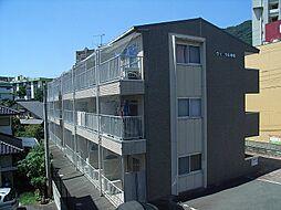 福岡県宗像市石丸3丁目の賃貸マンションの外観