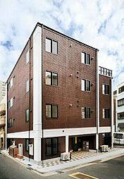 神奈川県横浜市中区宮川町1丁目の賃貸マンションの外観