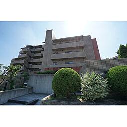 大阪府吹田市上山手町の賃貸マンションの外観