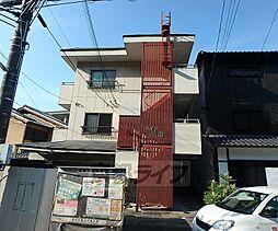 京都府京都市西京区嵐山中尾下町の賃貸アパートの外観