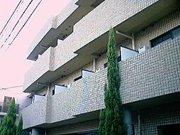 大阪府豊中市服部豊町2丁目の賃貸マンションの外観