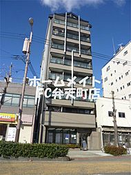 ハイネス岡崎II[6階]の外観
