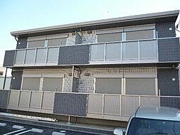 メゾンドソレイユ[105号室]の外観