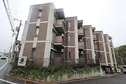 広島県広島市中区白島九軒町の賃貸マンションの外観