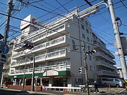神奈川県横浜市鶴見区馬場4丁目の賃貸マンションの外観