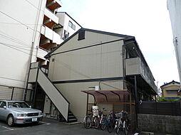 ハイム西浦[1階]の外観