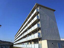 ビレッジハウス直方 1号棟[3階]の外観