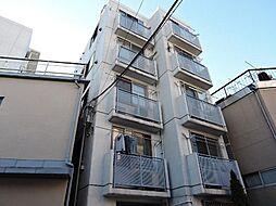 押上プラザマンション[4階]の外観
