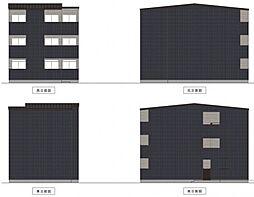 REVE今池(レーブイマイケ)[2階]の外観