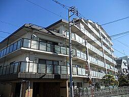 東京都中野区弥生町5丁目の賃貸マンションの外観