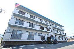 広島県広島市安佐南区西原9丁目の賃貸マンションの外観