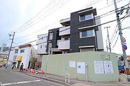 兵庫県神戸市垂水区日向2丁目の賃貸アパートの外観