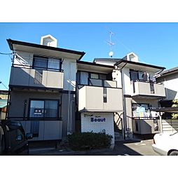 静岡県浜松市中区早出町の賃貸アパートの外観